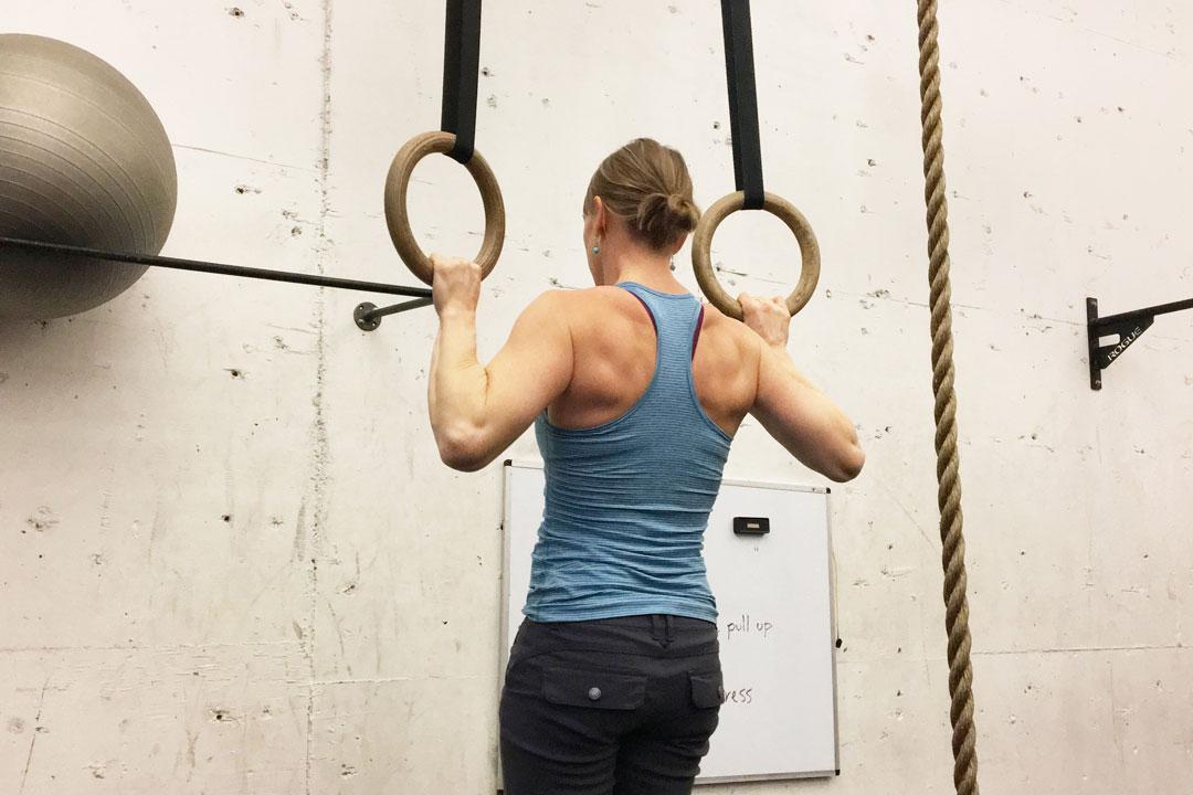 Bodyweight oder funktionelles Training kann praktisch überall ausgeübt werden.