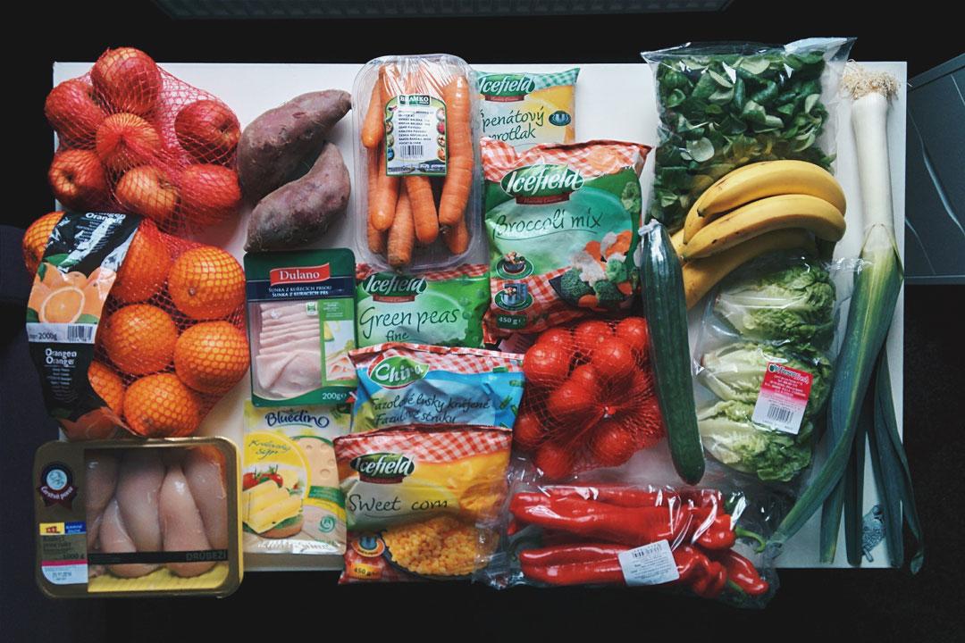 Meal Prep: Lebensmittel mit Bedacht einkaufen