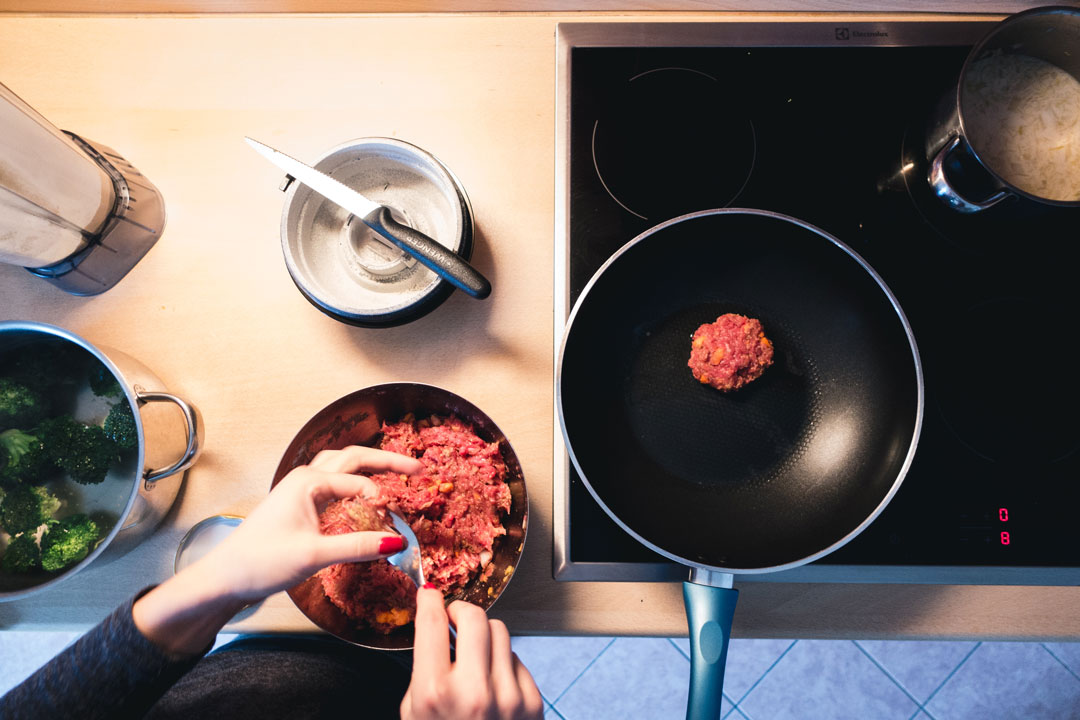 Meal Prep: Vorkochen für mehrere Tage