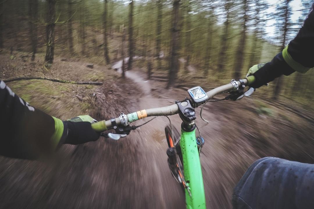 Die zwei wichstigsten Dinge auf dem Mountainbike