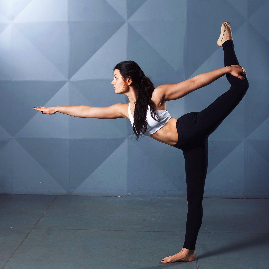 Mit Yoga Faszien trainieren