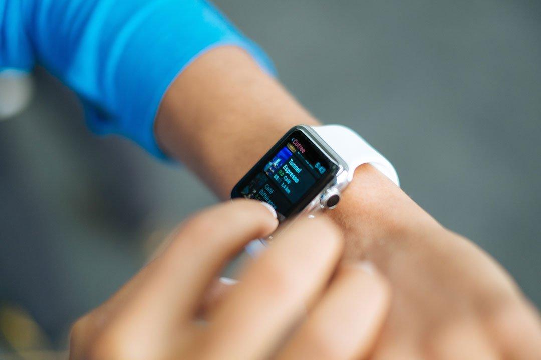Individuelle Einstellung einer Smartwatch