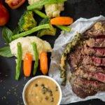 Gerade für Fleisch ist der Sous-Vide-Garer bekannt für sehr zarte Ergebnisse.