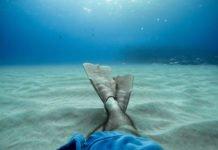 Was Sie beim Baden im offenen Gewässer beachten sollten