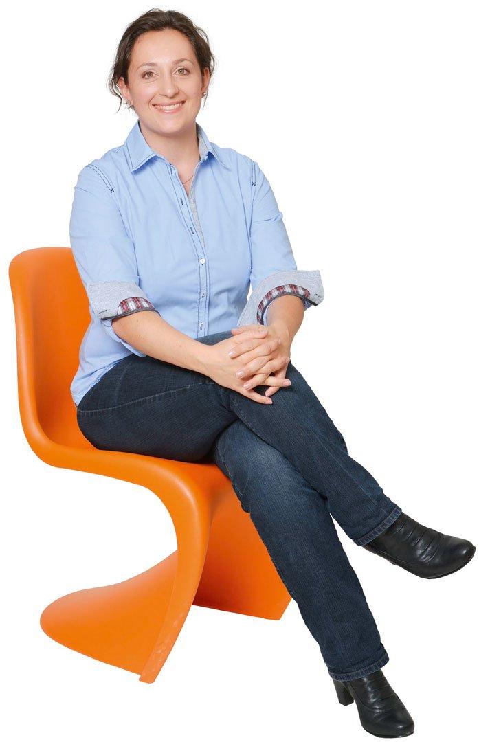 Kristina Lutilsky, Ernährungswissenschaftlerin und PR-Beraterin