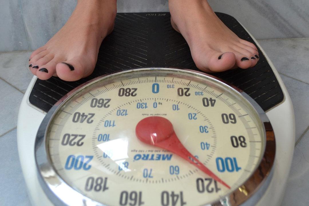 Warum doch wieder mehr Gewicht als vorher?