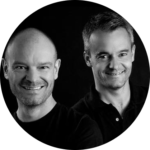 Jiri Scherer & Chris Brügger