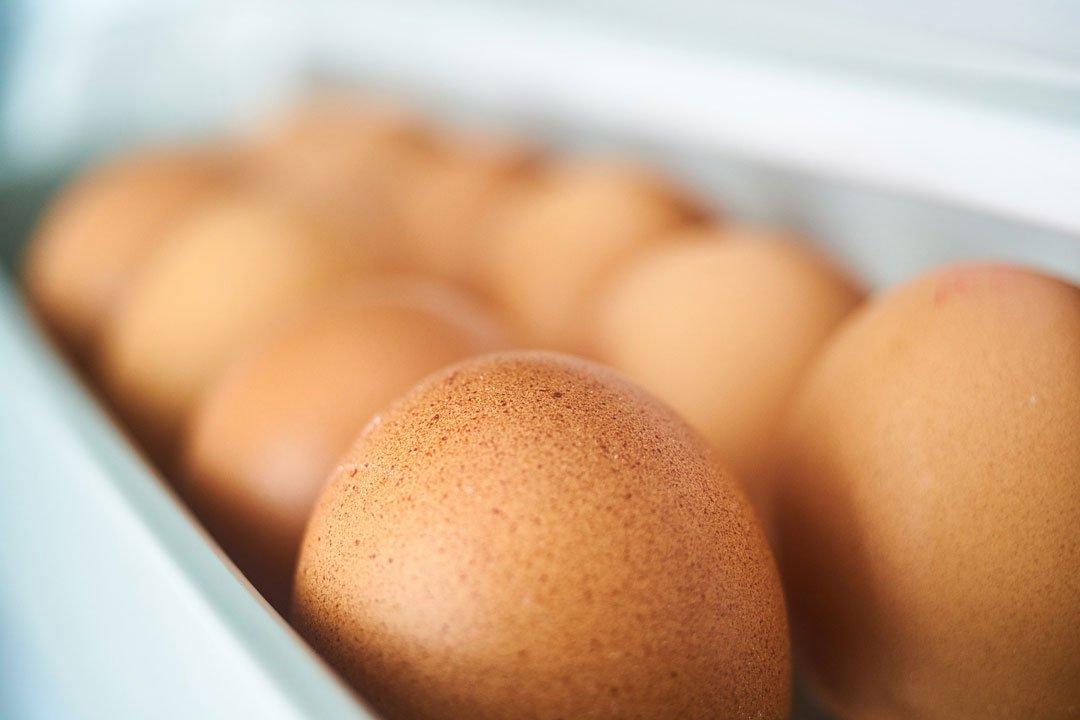 Eier sollten gekühlt aufbewahrt werden