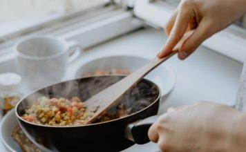 Für schnelle Rezepte braucht es einen Vorrat an Lebensmittel