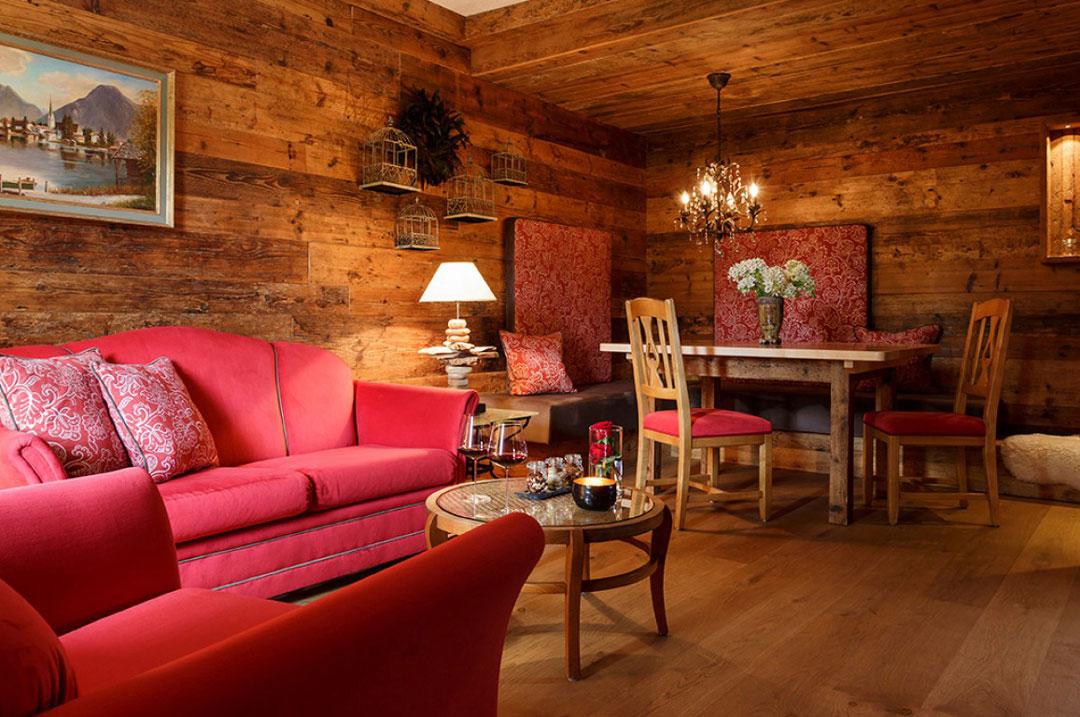 Suite im Relais & Châteaux Park-Hotel Egerner Höfe