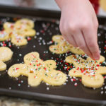 Kartoffelplätzchen süß oder salzig - Weihnachtsbäckerei einmal anders