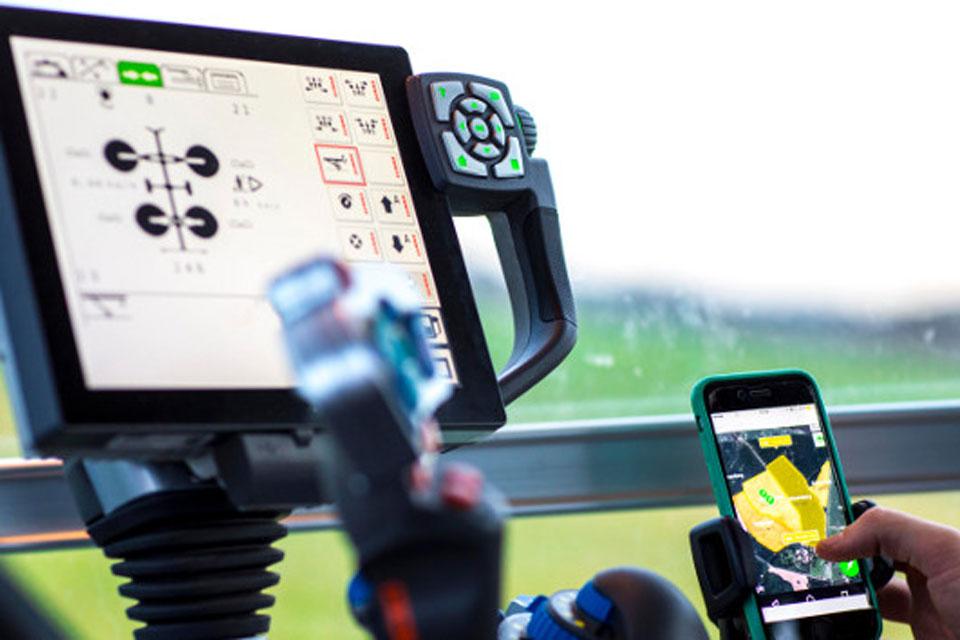 Digitalisierung: Die Landwirtschaft ist bereits häufig digital.