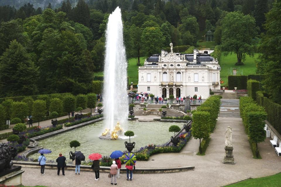 König Ludwig Schloss Linderhof