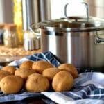 Zu viel zubereitet? Kein Problem, denn auch gekochte Kartoffeln lassen sich gut aufbewahren.