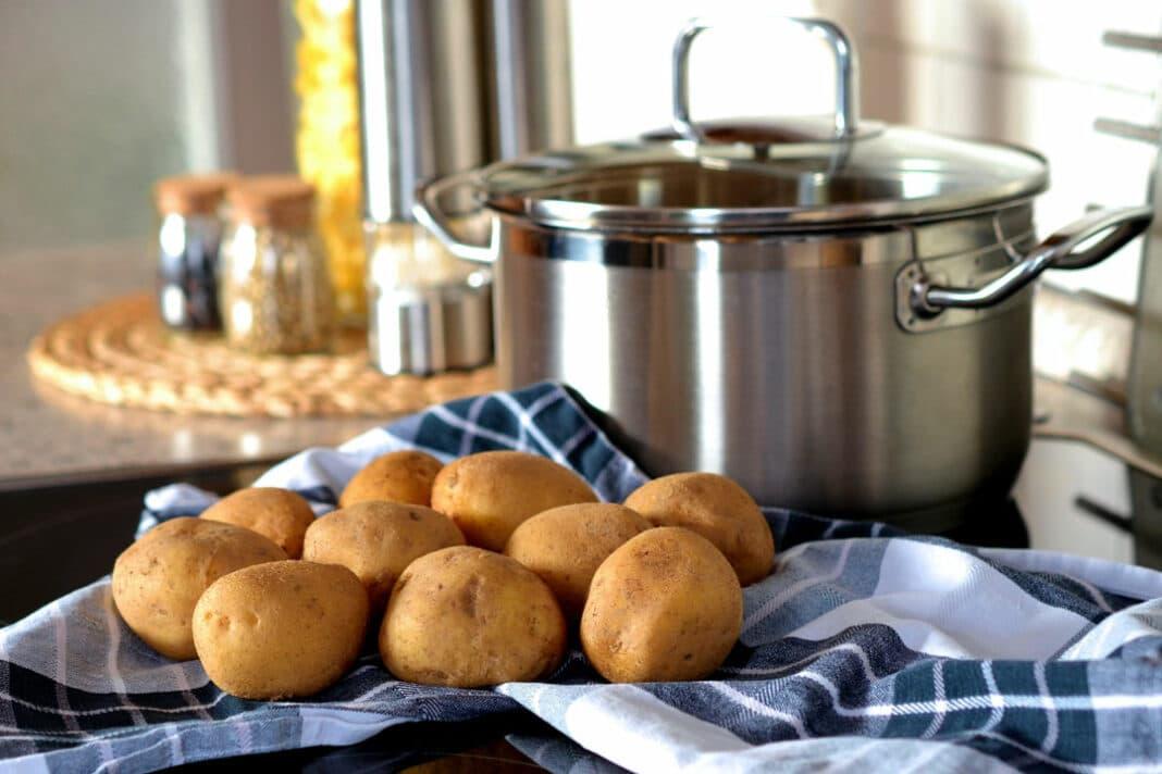 Top So bewahren Sie gekochte Kartoffeln vom Vortrag richtig auf BA37