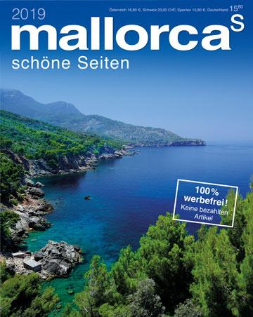 Magazin Cover: Mallorcas schöne Seiten