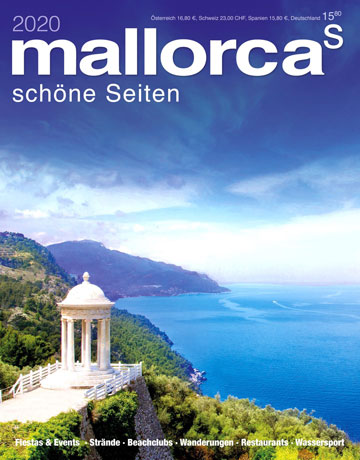 Coverbild Mallorca schöne Seiten 2020