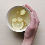 Tee für das basische Entgiften