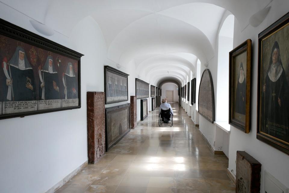 Äbtinneneingang Kloster Frauenchimesee