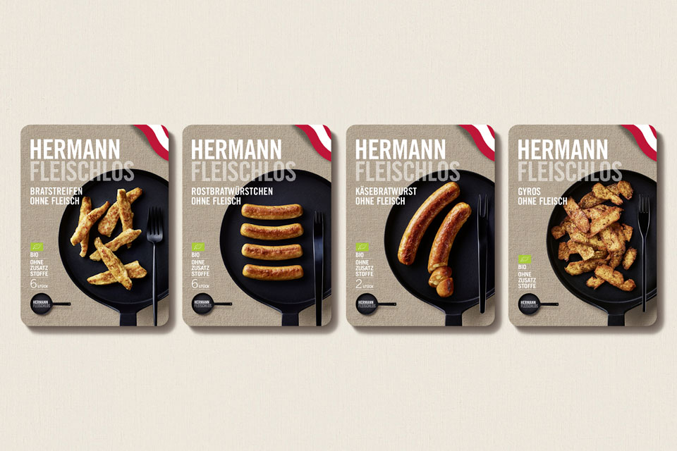 Produkte zum vegetarisch Grillen