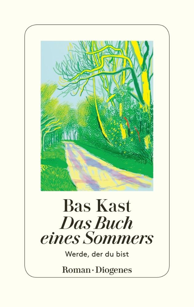 Buchcover - Das Buch eines Sommers