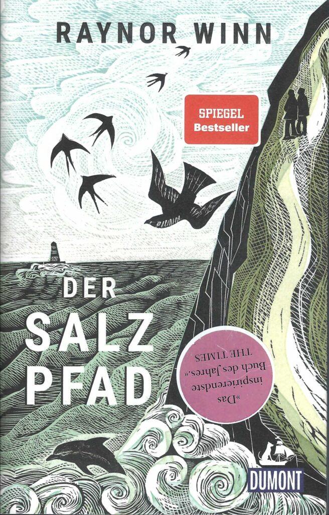 Buchcover: Der Salzpfad von Raynor Winn
